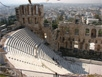Acropolis. Theater of Herod Attica
