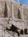 Acropolis. Colonnade