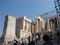 Athens. Propylaea