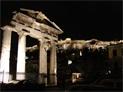 Athens. Roman Forum