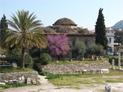 Athens. Mosque Fetiya
