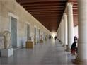 Agora. Gallery Attalos