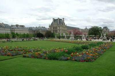 Главный парк Парижа