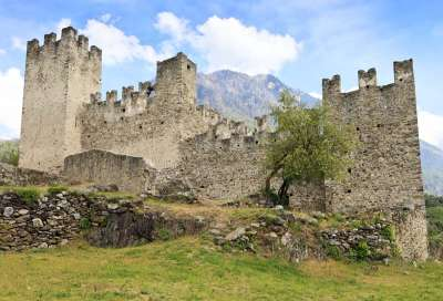 Замок Грозио