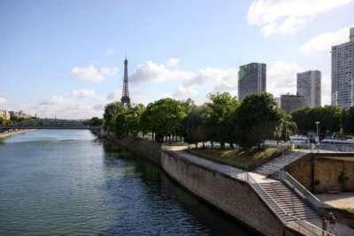 Лебединый остров. Париж