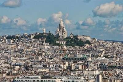 Монмартр. Париж