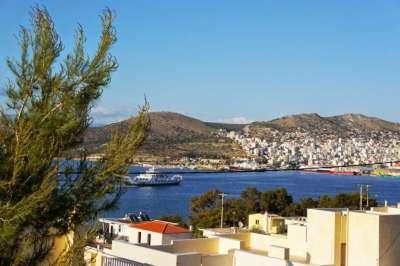 Остров Саламин сегодня