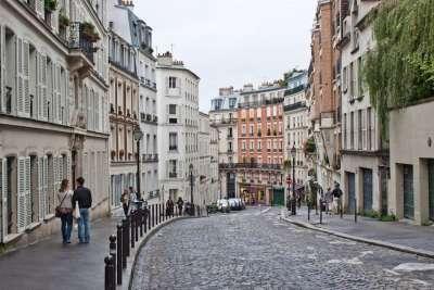 Улица Лепик