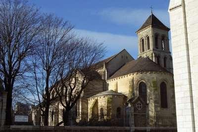 Церковь Св. Петра на Монмартре