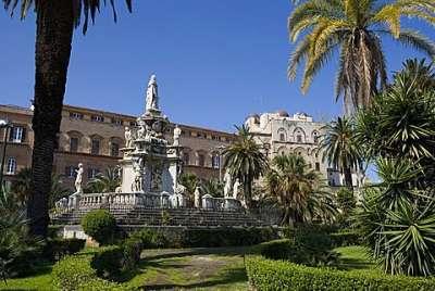 Piazza Vittoria Palermo