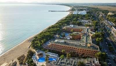 Отель Iberostar Playa de Muro. Вид сверху