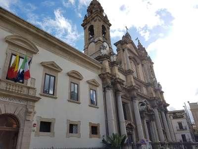 Архиологический музей Палермо