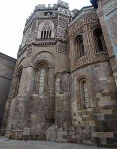 Архитектура собора Сан-Сальвадор