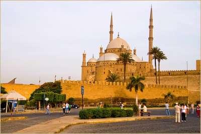 Каирская цитадель. Мечеть Мухаммеда Али-