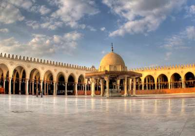 Мечеть Амра