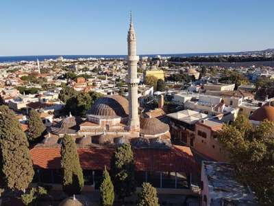 Мечеть Гази-Хасан-Паши