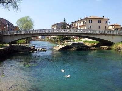 Мост в Риети