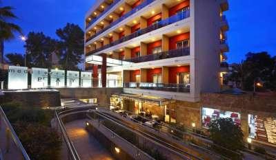 Отель на Эль Аренал