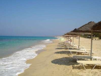 Пляжи Наксоса