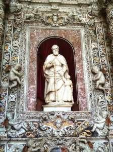 Статуя Святого Джузеппе