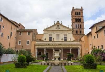 Церковь Санта Чечилия