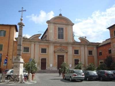 Церковь Сан-Франческо-а-Рипа