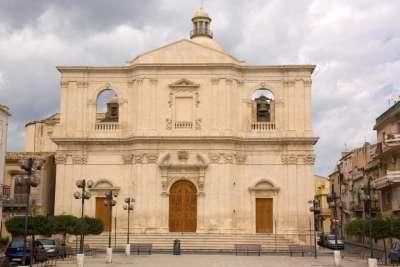 Церковь Святейшего Распятия