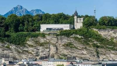 Гора Мёнсхберг. Музей современного искусства