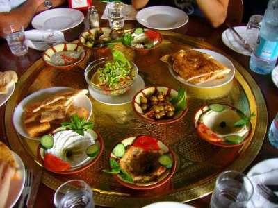 Кухня Греции. Закуски