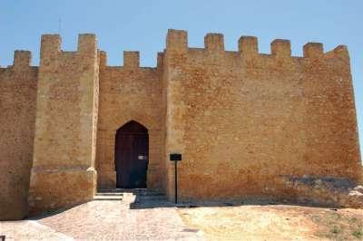 Замок Кьярамонте