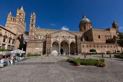 Кафедральный собор в Палермо