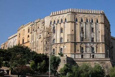 Дворец в Палермо