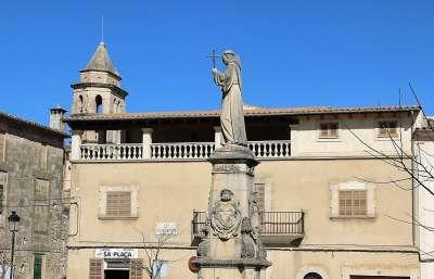 Памятник Серре