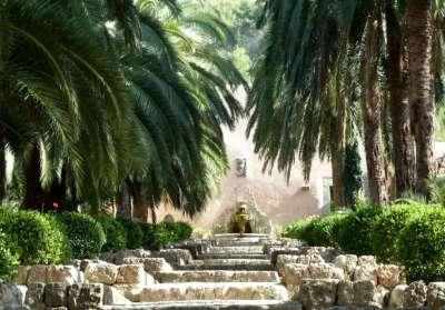 Сады Альфабия. Усадьба