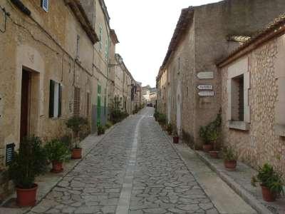 Улицы Петры