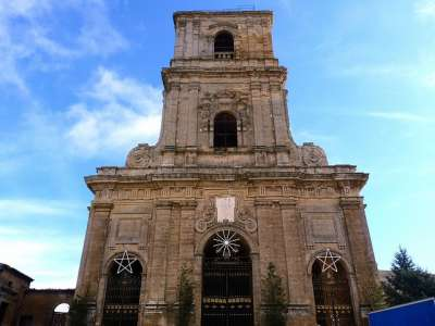 Энна. Кафедральный собор