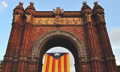 Арк де Триумф на День Независимости