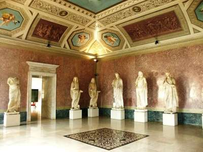 Архиологический музей Пармы