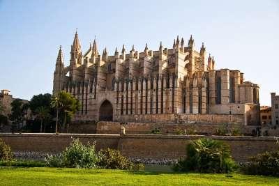 Кафедральный собор. Пальма де Майорка