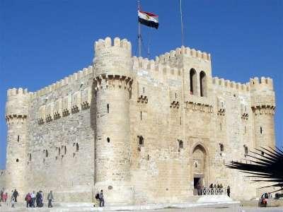 Крепости Александрии