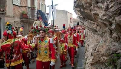 Праздник в Сан-Фрателло