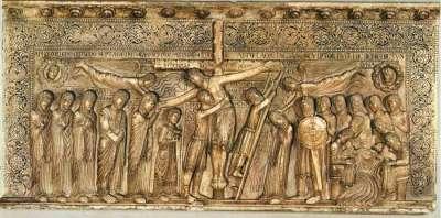 Снятие с креста Бенедетто Антелами