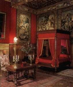 Спальня Людовика XIII