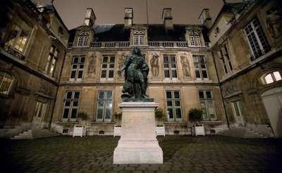Статуя Людовика Четырнадцатого