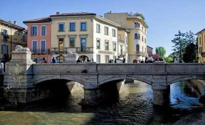 Мост Ponte dei Leoni
