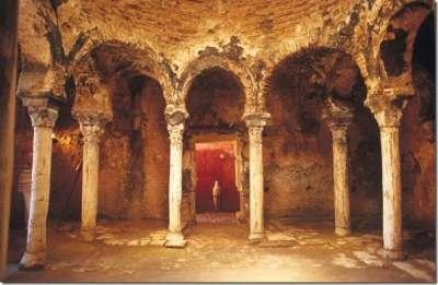 Арабские бани. Майорка