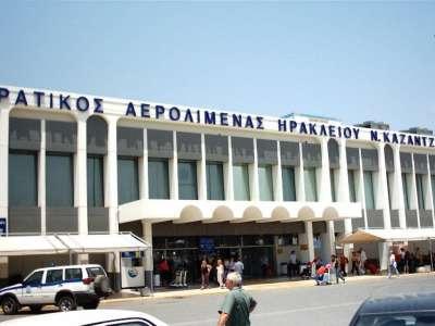 Аэропорт Ираклион на Крите