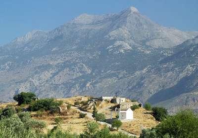 Горы Крита