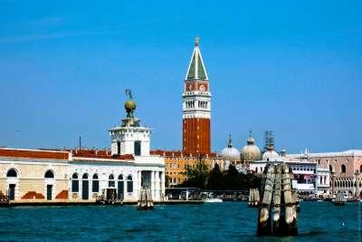 Кампанила в Венеции