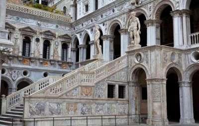 Лестница дворца